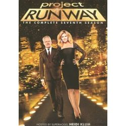 Project Runway: The Complete Seventh Season (DVD 2010)
