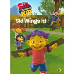 Sid The Science Kid: Sid Wings It! (DVD)