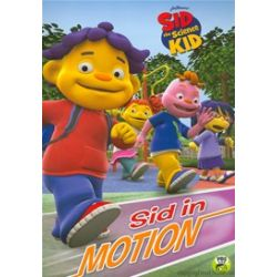 Sid The Science Kid: Sid In Motion (DVD 2011)