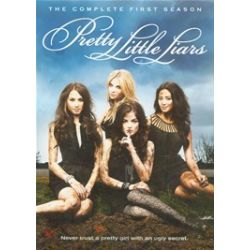 Pretty Little Liars: The Complete First Season (DVD 2010)