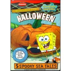 SpongeBob SquarePants: Halloween (DVD 2002)