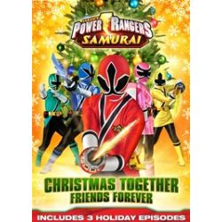 Power Rangers Samurai: Power Rangers Christmas Special #1 (DVD 2011)