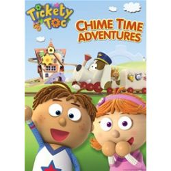 Tickety Toc: Chime Time Adventures (DVD)