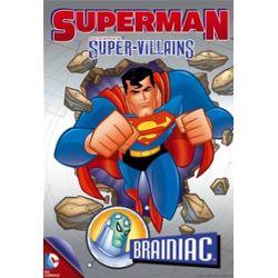Superman Super-Villains: Brainiac (DVD)