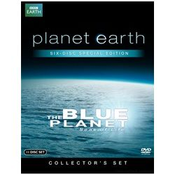 Planet Earth / The Blue Planet: Seas Of Life - Collector's Set (2 Pack) (DVD)