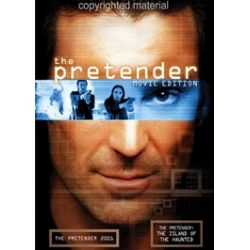Pretender Movie Edition, The: The Pretender 2001 / Pretender, The: Island Of The Haunted (Double Feature) (DVD 2001)