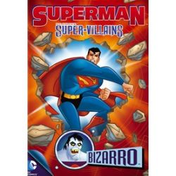 Superman Super-Villains: Bizarro (DVD)