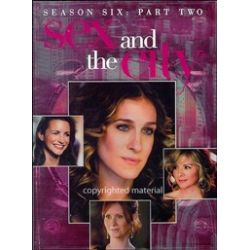 Sex And The City: Season Six - Part Two (DVD 2004)
