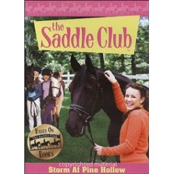 Saddle Club, The: Storm At Pine Hollow (DVD 2003)