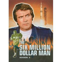 Six Million Dollar Man, The: Season 5 (DVD 1977)