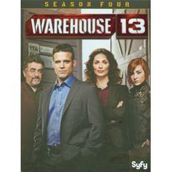 Warehouse 13: Season Four (DVD 2012)
