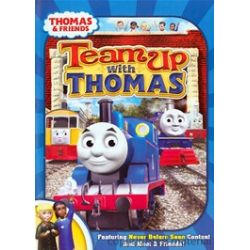 Thomas & Friends: Team Up With Thomas (DVD 2009)