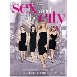 Sex And The City: The Complete First Season (DVD 1998)