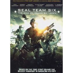 Seal Team Six: The Raid On Osama Bin Laden (DVD 2012)