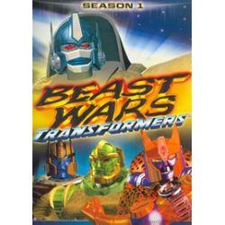 Transformers Beast Wars: Season One (DVD 1996)