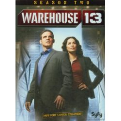 Warehouse 13: Season Two (DVD 2010)