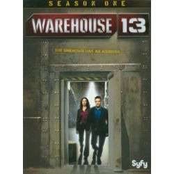 Warehouse 13: Season One (DVD 2009)