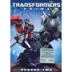 Transformers Prime: Complete Second Season (DVD 2011)