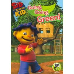 Sid The Science Kid: Going, Going, Green! (DVD 2011)