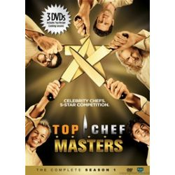 Top Chef Masters: The Complete Season 1 (DVD 2009)