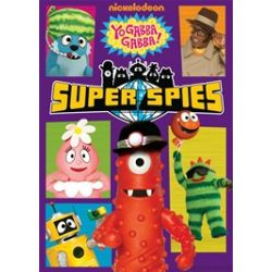 Yo Gabba Gabba: Super Spies (DVD 2012)