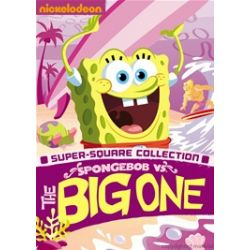 SpongeBob SquarePants: SpongeBob Vs. The Big One (DVD 2009)