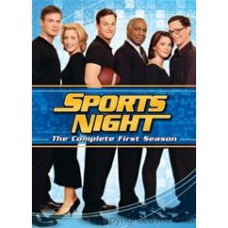 Sports Night: The Complete First Season (DVD 1998)
