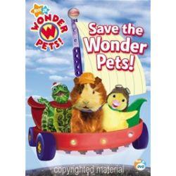 Wonder Pets: Save The Wonder Pets! (DVD 2007)
