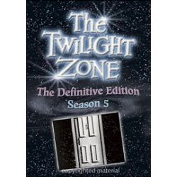 Twilight Zone: The Definitive Edition - Season 5 (DVD 1964)