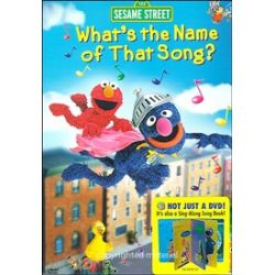 Sesame Street: What's The Name Of That Song? (DVD 2004)