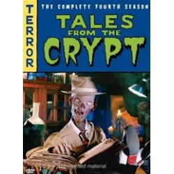 Tales From The Crypt: The Complete Fourth Season (DVD 1992)