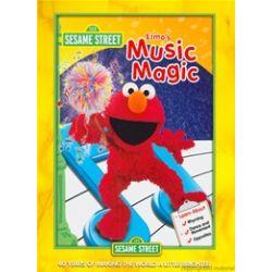 Sesame Street: Elmo's Music Magic (Repackage) (DVD 2011)
