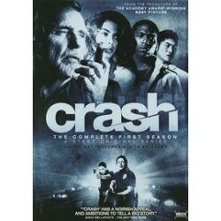 Crash: The Complete First Season (DVD 2008)