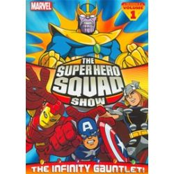Super Hero Squad Show, The: The Infinity Gauntlet (DVD 2011)