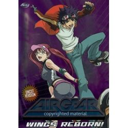 Air Gear: Wings Reborn - Volume 4 (DVD)