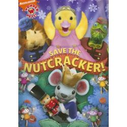 Wonder Pets: Save The Nutcracker (DVD 2008)