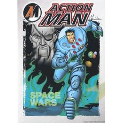 Action Man: Space Wars (DVD 1995)