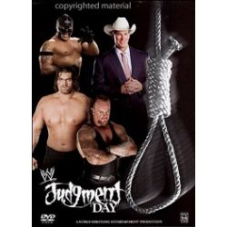 WWE: Judgment Day 2006 (DVD 2006)