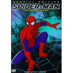 Spider-Man: The New Animated Series - Season 1 (DVD 2003)