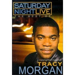 Saturday Night Live: The Best Of Tracy Morgan (DVD 2004)
