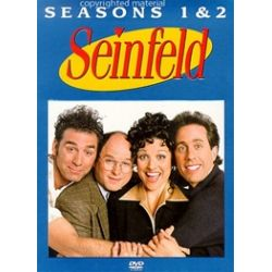 Seinfeld: Seasons 1 & 2 (DVD 1991)