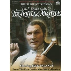 Strange Case Of Dr. Jekyll And Mr. Hyde, The (DVD 1968)