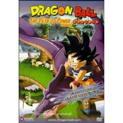 Dragon Ball: The Path To Power (Edited) (DVD 1986)