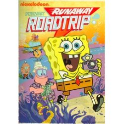 SpongeBob SquarePants: SpongeBob's Runaway Roadtrip (DVD 2011)