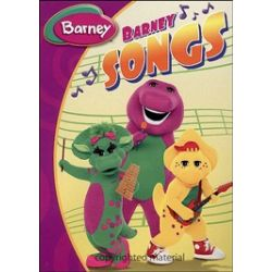 Barney: Barney Songs (DVD 2006)