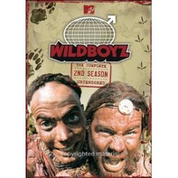 WildBoyz: The Complete Second Season (DVD 2004)