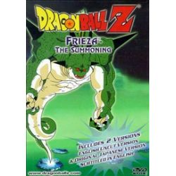 Dragon Ball Z: Frieza - The Summoning (DVD 2000)