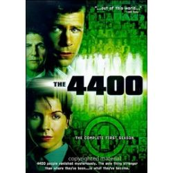 4400, The: The Complete First Season (DVD 2004)