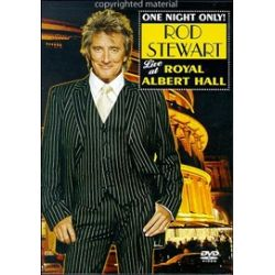 Rod Stewart: One Night Only - Live At Royal Albert Hall (DVD 2004)