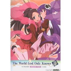 World God Only Knows, The: Season 2 (DVD)